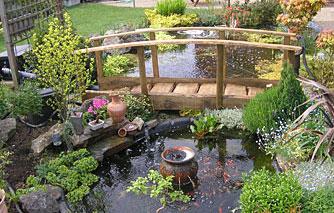 Wooden Bridge Designs Garden