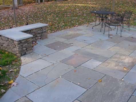 bluestone patio design ideas Discover Bluestone Patio Costs Per Square Foot   Bluestone