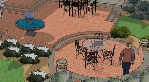 Patio Shapes and Layouts on Patio Shape Designs id=63670
