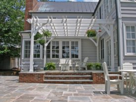 Creating a Raised Patio and Terraces on Raised Patio Designs  id=67801