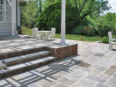 tips for great bluestone patios