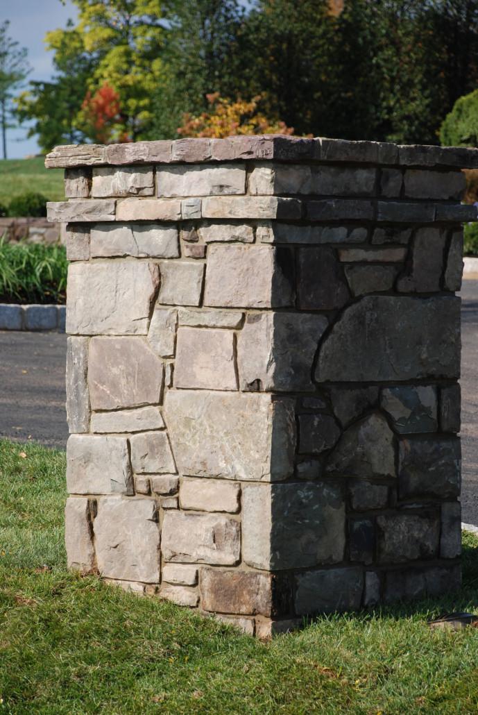 Garden Walls And Columns Landscape Associates Inc