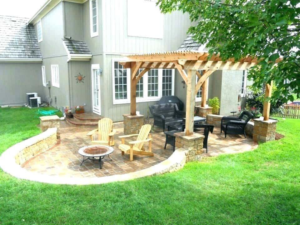 cool-backyard-ideas-decks-outdoor-step-patio-patios-images ... on Cool Backyard Patio Ideas id=98651