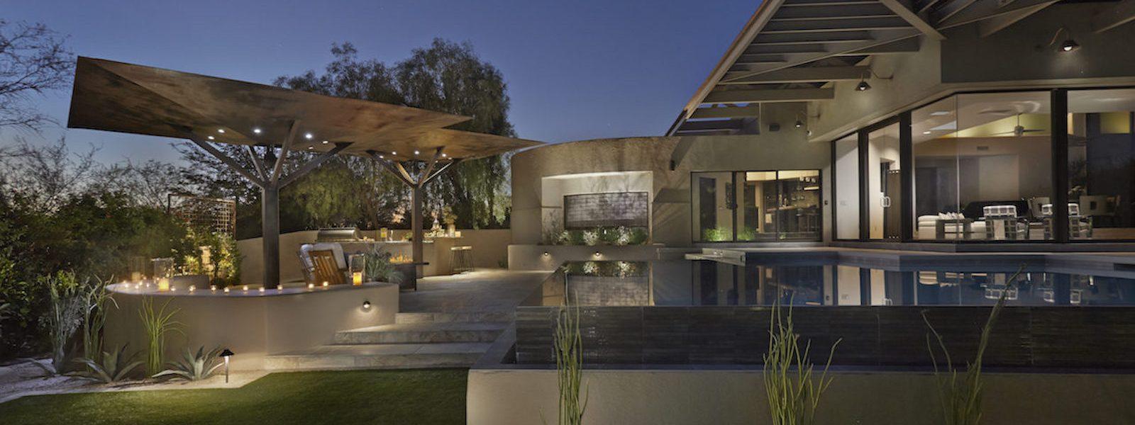 the garden gate landscape design at