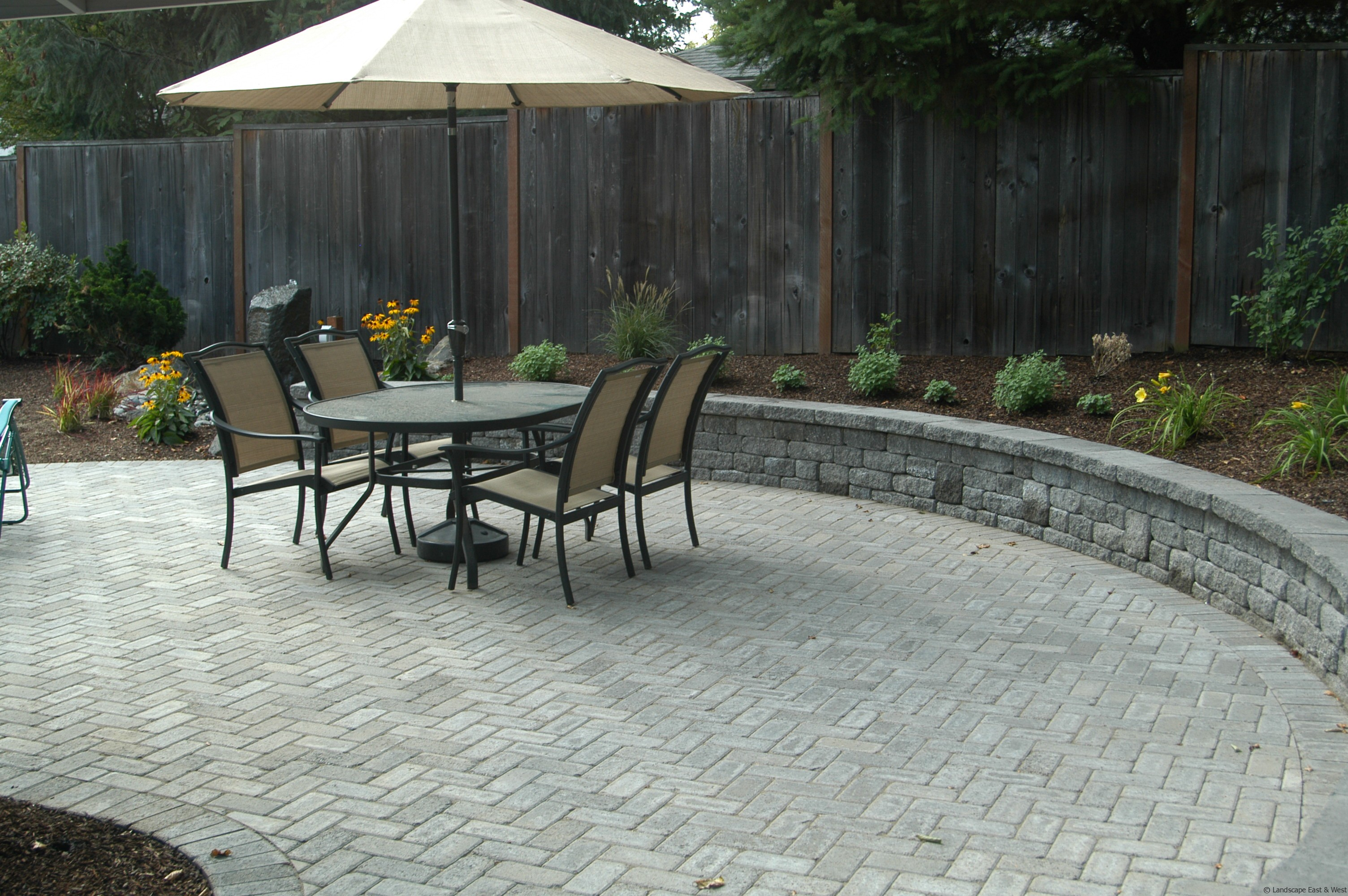 5 Ways to Improve Patio Designs for Portland Landscaping ... on Small Paver Patio Designs id=19115