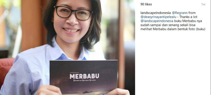 Screenshot 555 - Buku Merbabu Pendakian Bertabur Bintang - Review