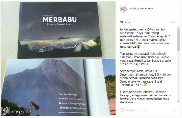 review buku merbabu @naserehe