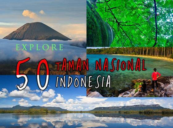 explore tn 2 - Taman Nasional di Indonesia