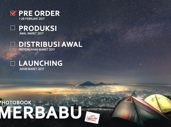 photobook merbabu - Update photobook Merbabu