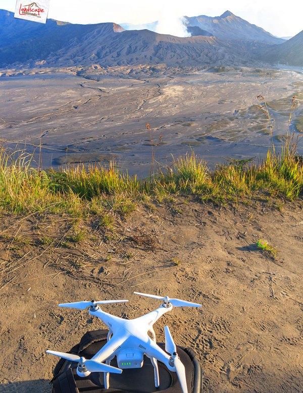 drone di bromo