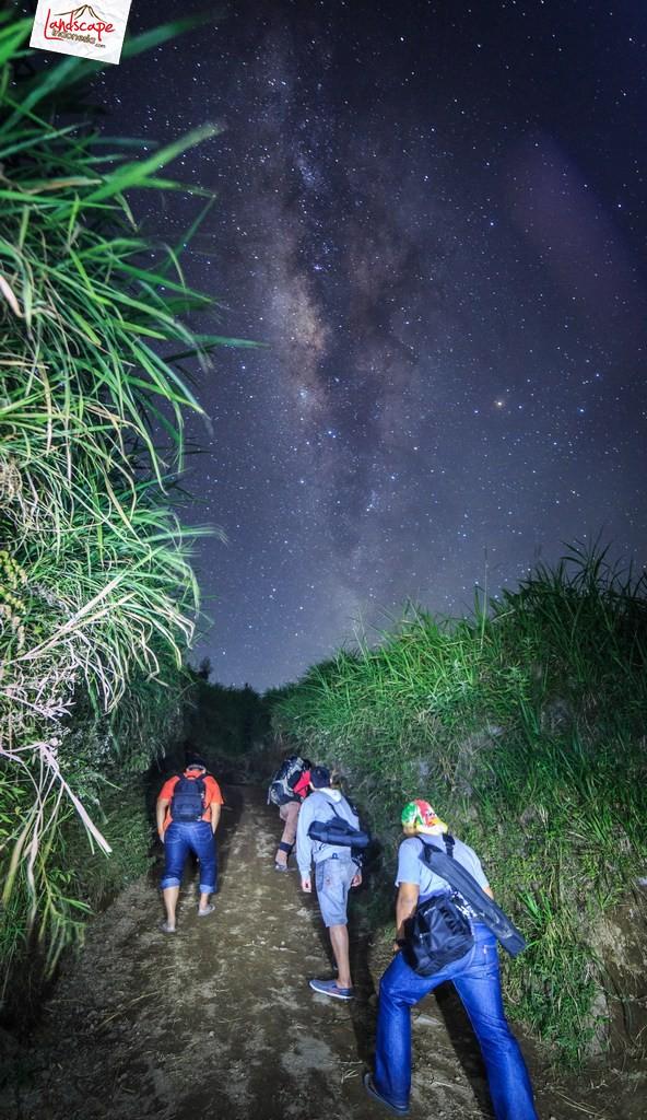 Perjalanan Milky way