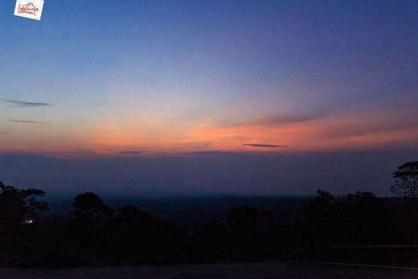 sunrise mendung selo