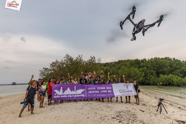 drone-lampung