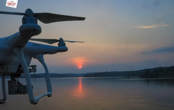 drone aerial fotografi