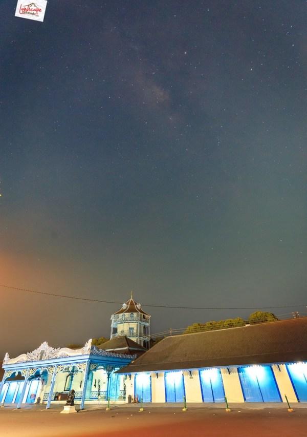 milky way di keraton Surakarta -