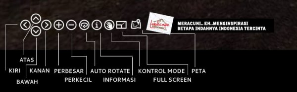 keterangan menu virtual tour