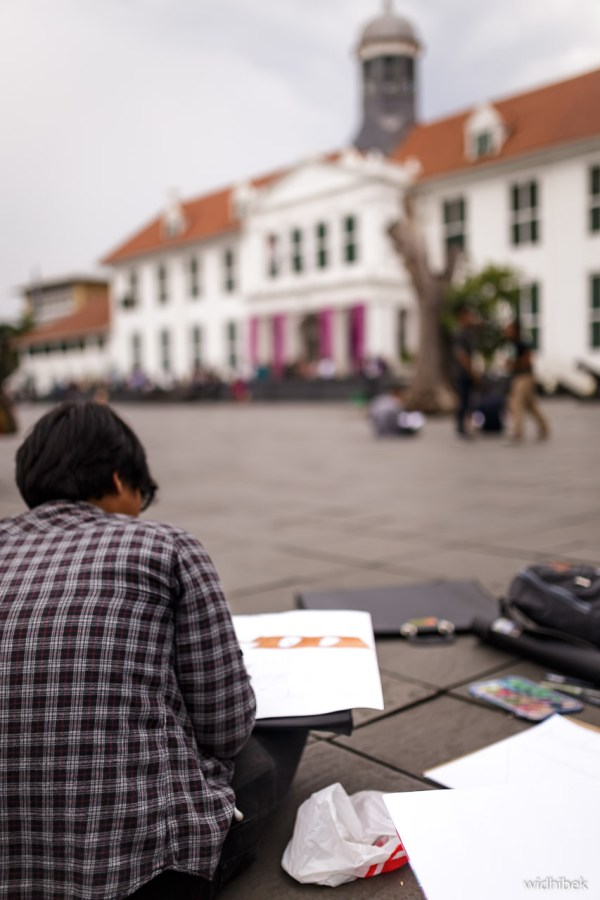 belajar foto 3 - Workshop Foto Dasar - Dari Biasa (semoga) Jadi Luar Biasa