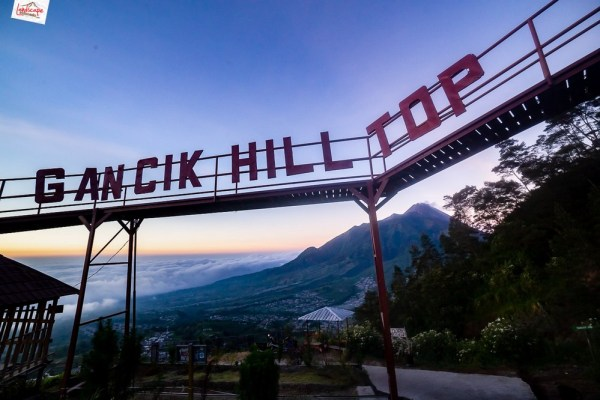 gancik hill top