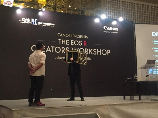 EOS R Creators Workshop