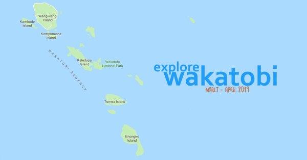explore wakatobi 1 - Menikmati Pesona Wakatobi