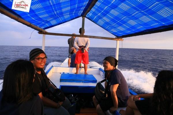 "lumba lumba mola wakatobi 07 - ""Berburu"" Lumba Lumba di Bajo Mola"