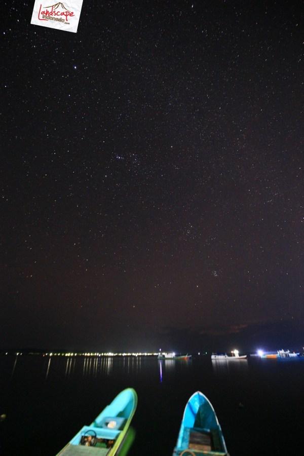 startelling mola 1 - Star Telling di Lepa Mola, Wakatobi