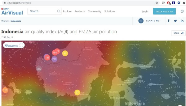 Screenshot 465 - Tips Menghadapi Kacau Jadwal  Penerbangan Karena Kabut Asap Kalimantan