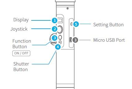 update firmware gimbal feiyu g6 plus
