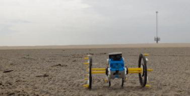 Onderzoek op en naar de Zandmotor, voorjaar 2015