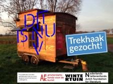 Jantine Wijnja start haar project DIT IS NU
