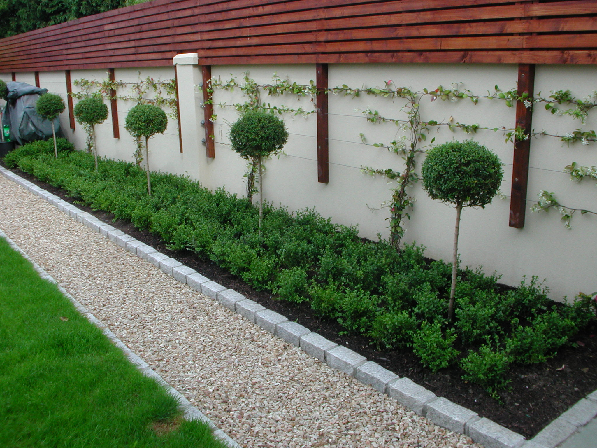 Garden Fence Ideas Images