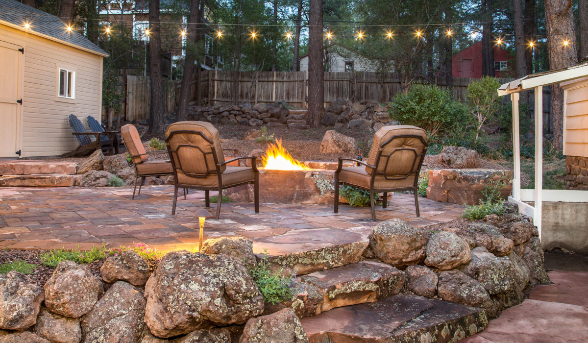 patios flagstaff landscape contractor kaibab landscaping