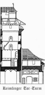 Reimlinger Tor-Turm