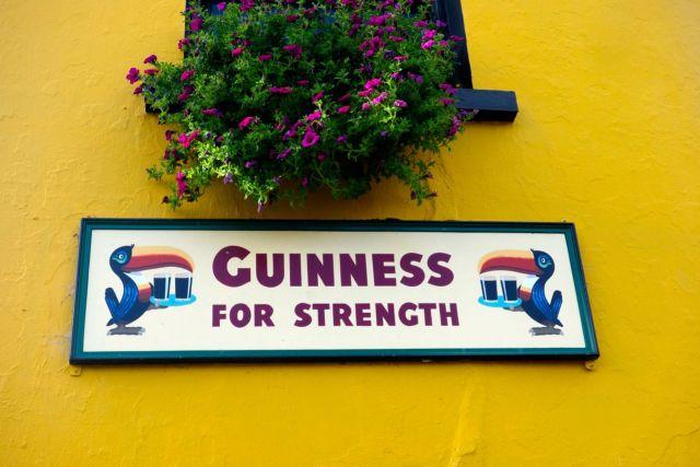Irish beer guinness pub life