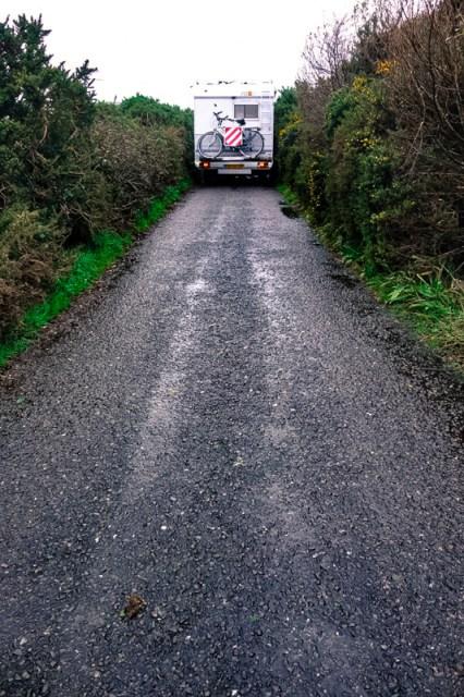 irish narrow roads