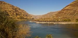 Beautiful Snake River