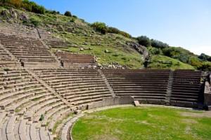 Theatre at Assos