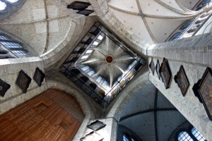 Tower of Saint Bavo's Cathedral