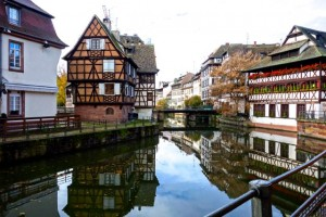 Reflections on Petit France