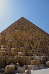 The Great Pyramid at Giza