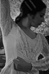 Stunning Flamenco dancer