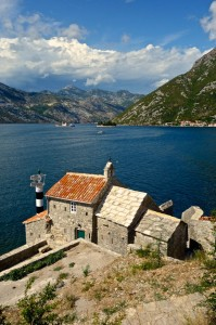 First view of Kotor bay