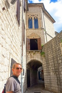 Excellent walkable old town of Kotor
