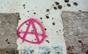 The walls of Mostar are a reminder of the Homeland Wars