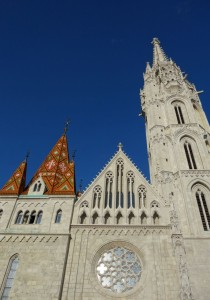 Lovely Matthias Church