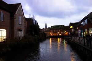 Salisbury village