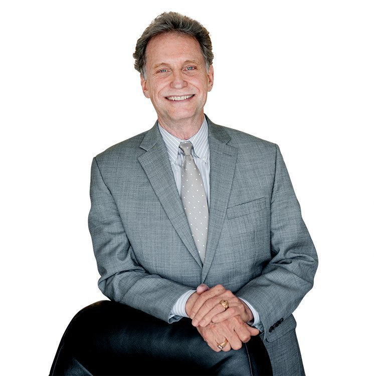 Portrait of Randy Hughes, Mr. Land Trust