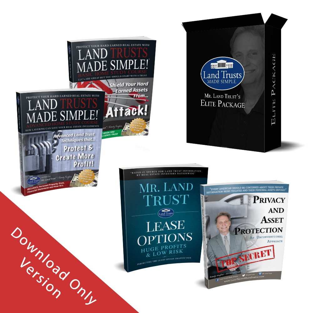 Products included in Elite Package, Download Only