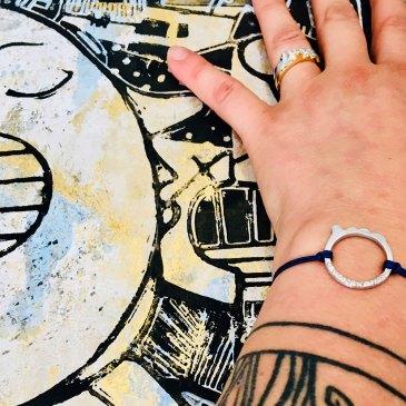 L'alliance parfaite d'un artiste peintre et d'une joaillière !