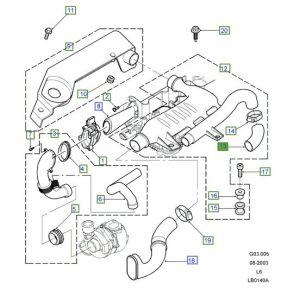 Freelander 1  TD4 Intake   LandyZone  Land Rover Forum